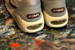 my first pair of air max(imum) love