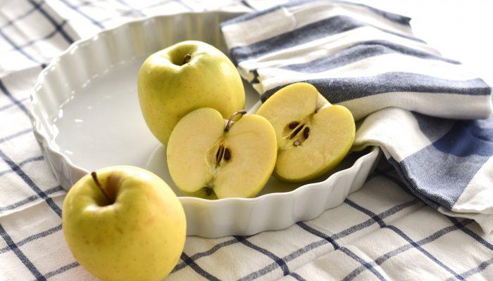 Rezept: leichter, leckerer und schneller Apfelkuchen mit Zimt