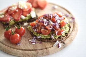 Vier Avocado Toast Rezepte – süße und salzige Ideen