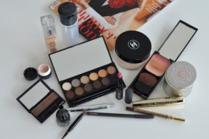 shared beauty: the romantic look