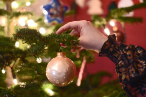 Besinnliche Weihnachtswünsche und ehrliche Dankbarkeit