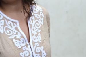 Outfit: Hippie Chic und das geistige Fenster