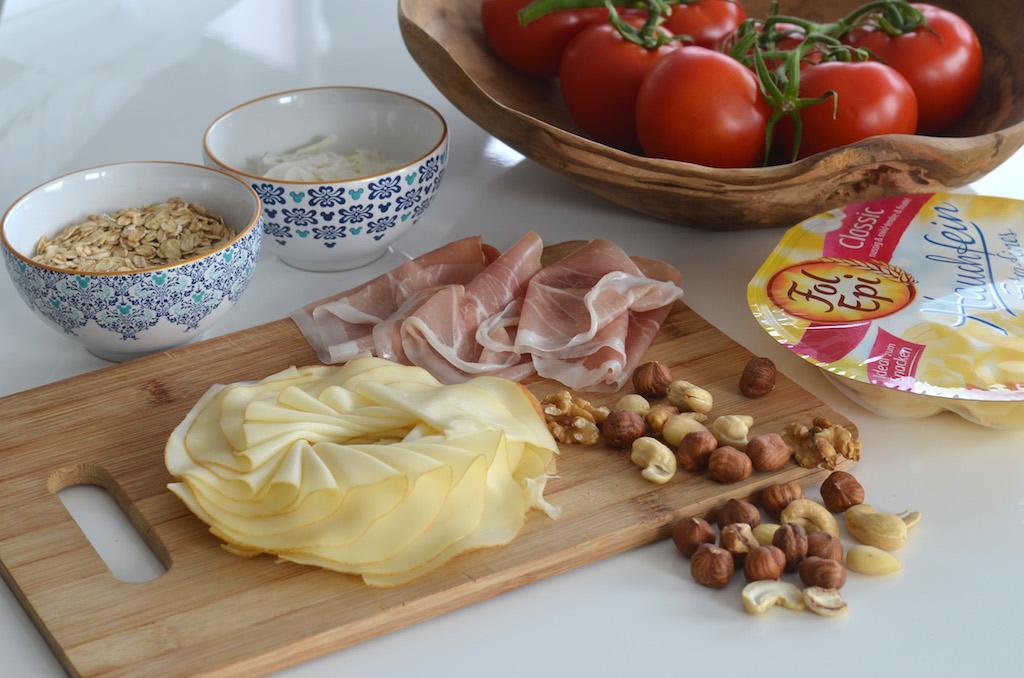 Gesunde Snack-Ideen für den Mädelsabend