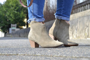 Outfit: Isabel Marant Dicker Boots