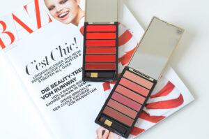 L'Oréal Color Riche La Palette Lip – in red und nude