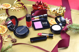 Carrot's Christmas – festliches Make-Up mit Lancôme & Giveaway