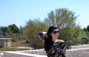 Mediterranean Flair – ein Sommerlook in Kroatien am Meer