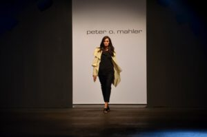 Platform Fashion in Düsseldorf: Peter O. Mahler