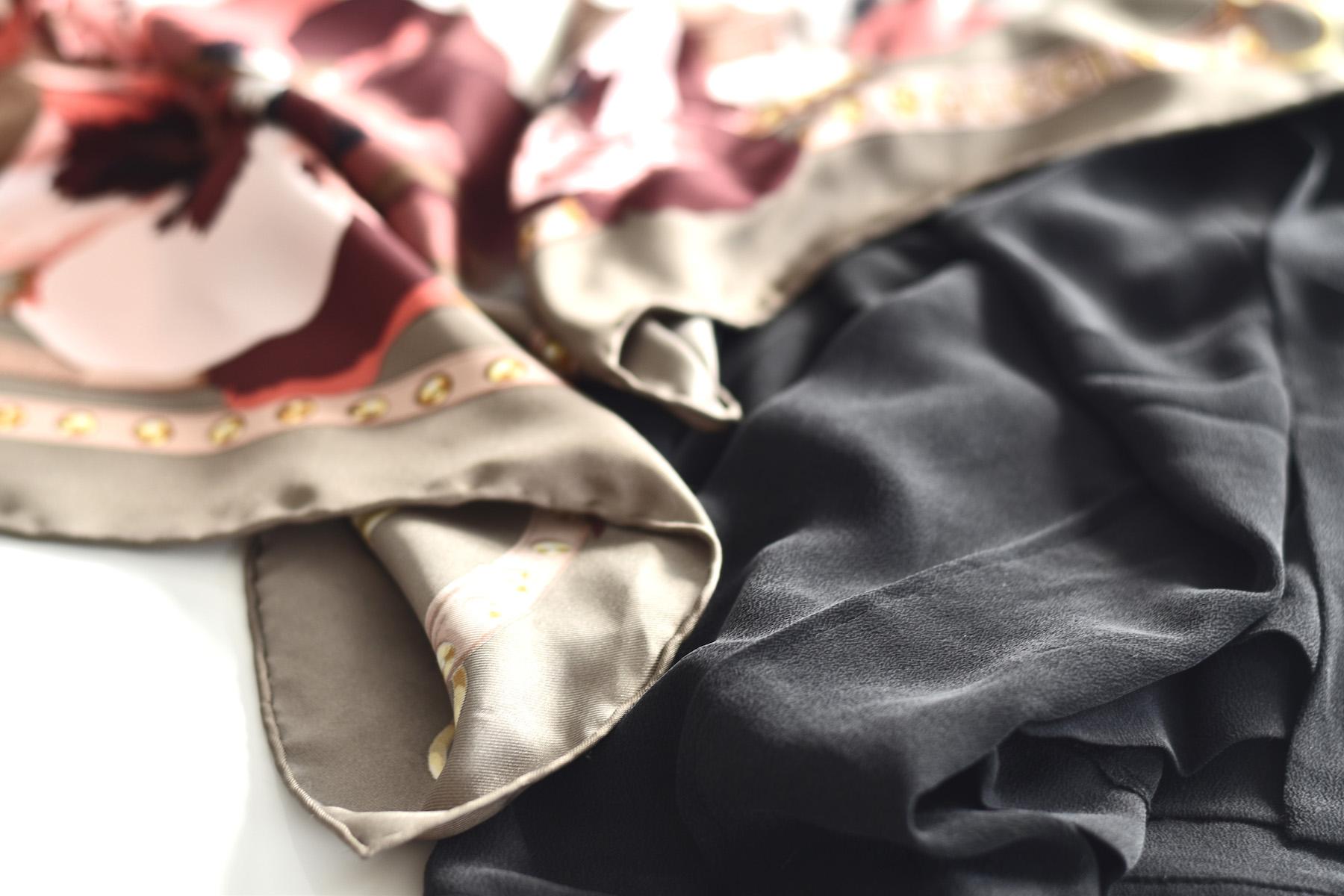 die pflege von seide waschen aufbewahrung reparatur. Black Bedroom Furniture Sets. Home Design Ideas
