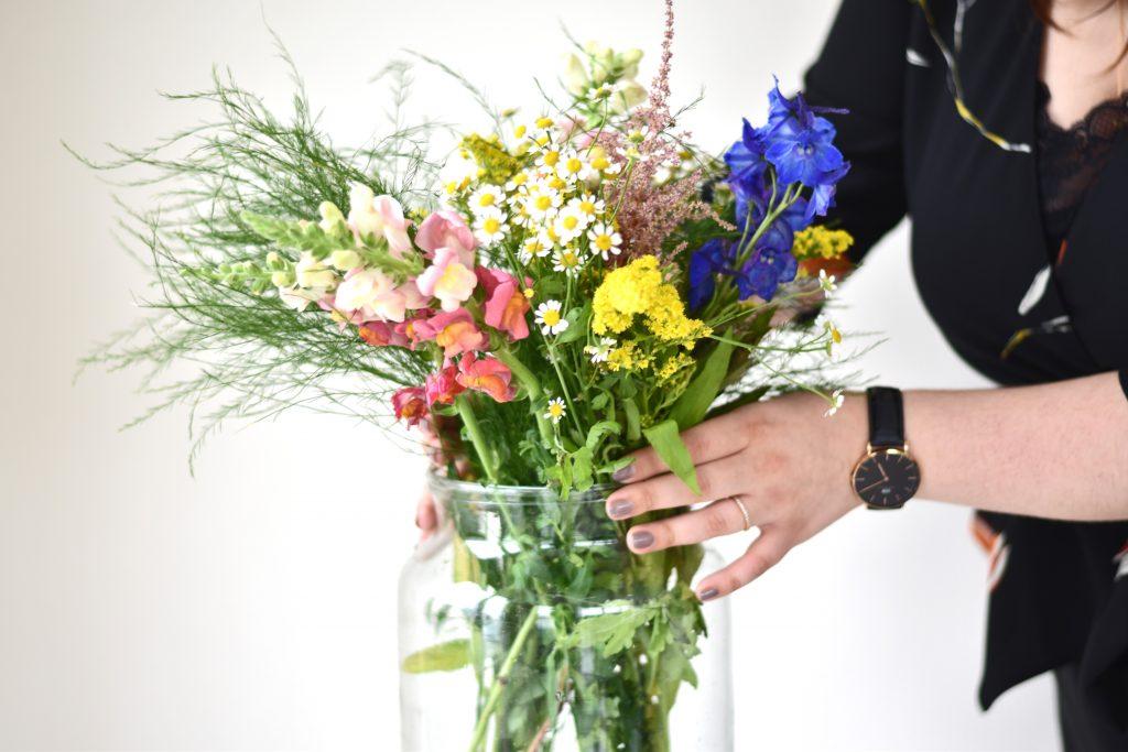 Tipps Um Schnittblumen Länger Frisch Und Haltbar Zu Halten