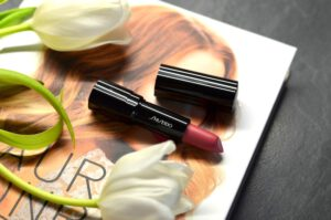 Shiseido: the perfect everyday pink