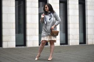 Outfit: Vom Ausmisten und Details in Silber