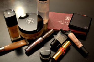 my daily make up routine