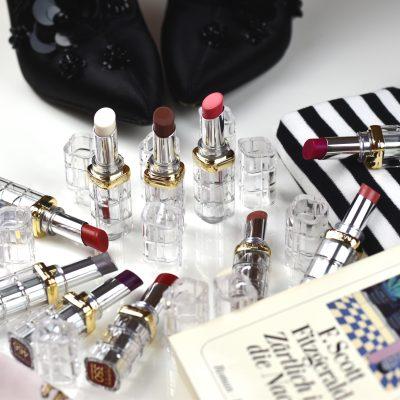 L'Oréal Paris Color Riche Shine Lippenstifte – Swatches & meine Review