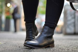 it's beginning to look a lot like fall with chelsea boots