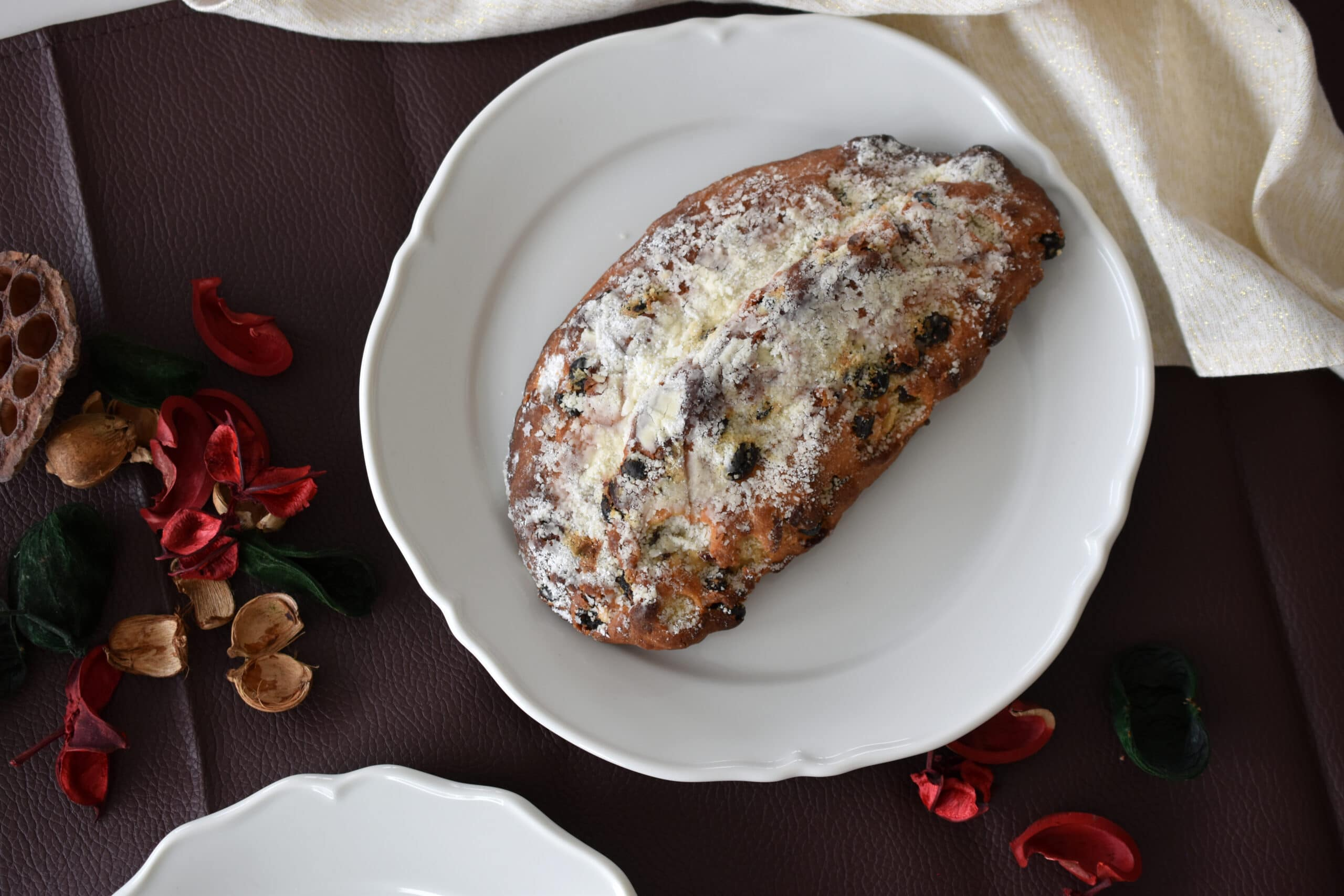 Christstollen selber backen - Omas traditionelles und gelingsicheres Rezept