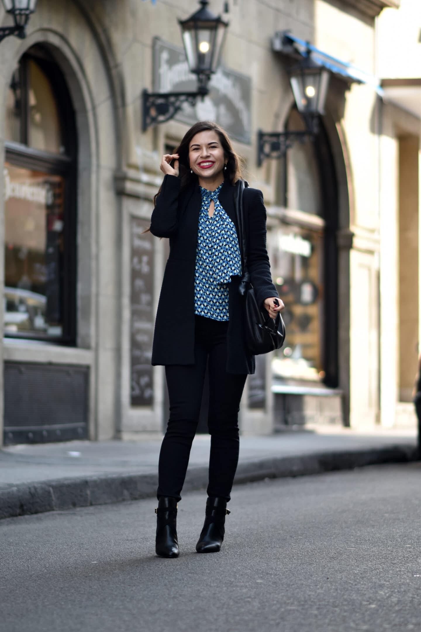 Streetstyle Parisian Look