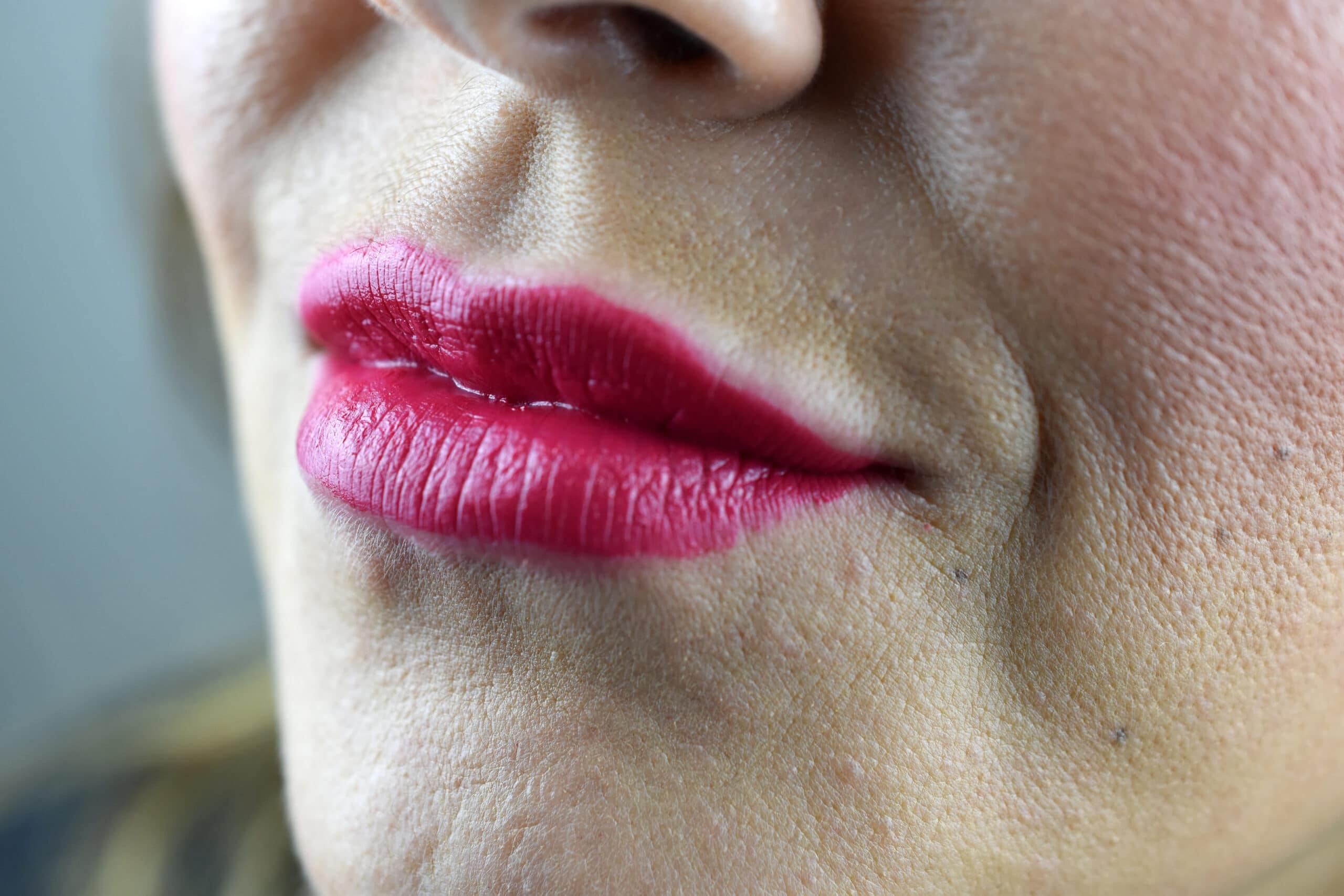 Ein Jahr lang Secret Lips Ergebnis