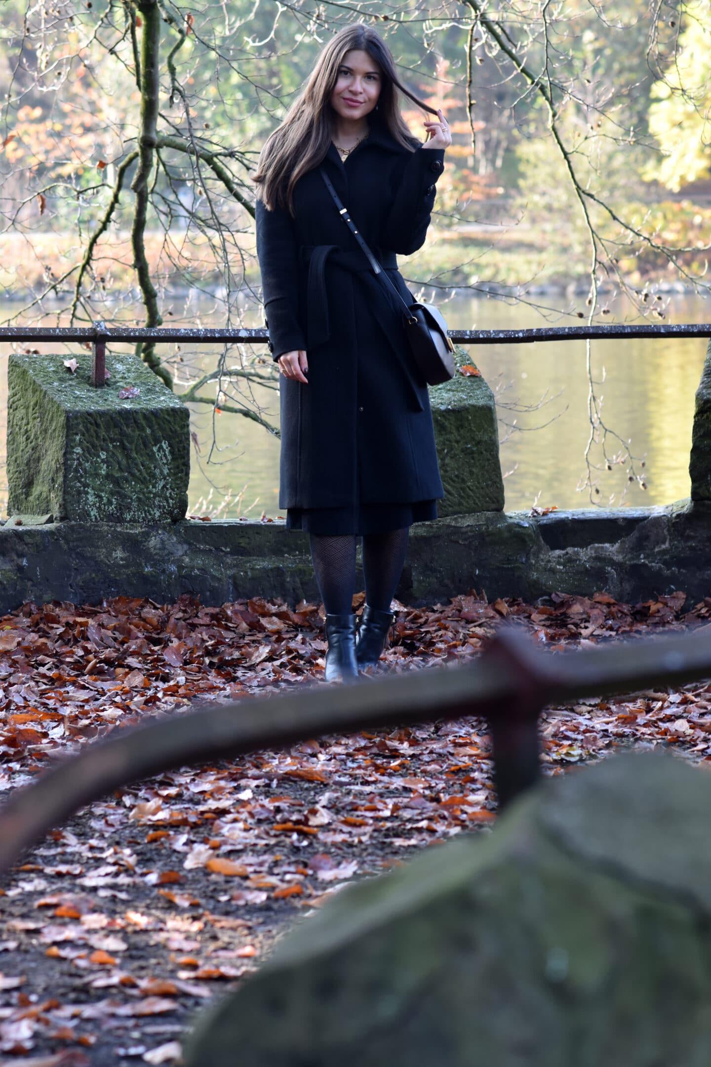 Strickkleid mit Rippenstrick - der Trend im Herbst & Winter