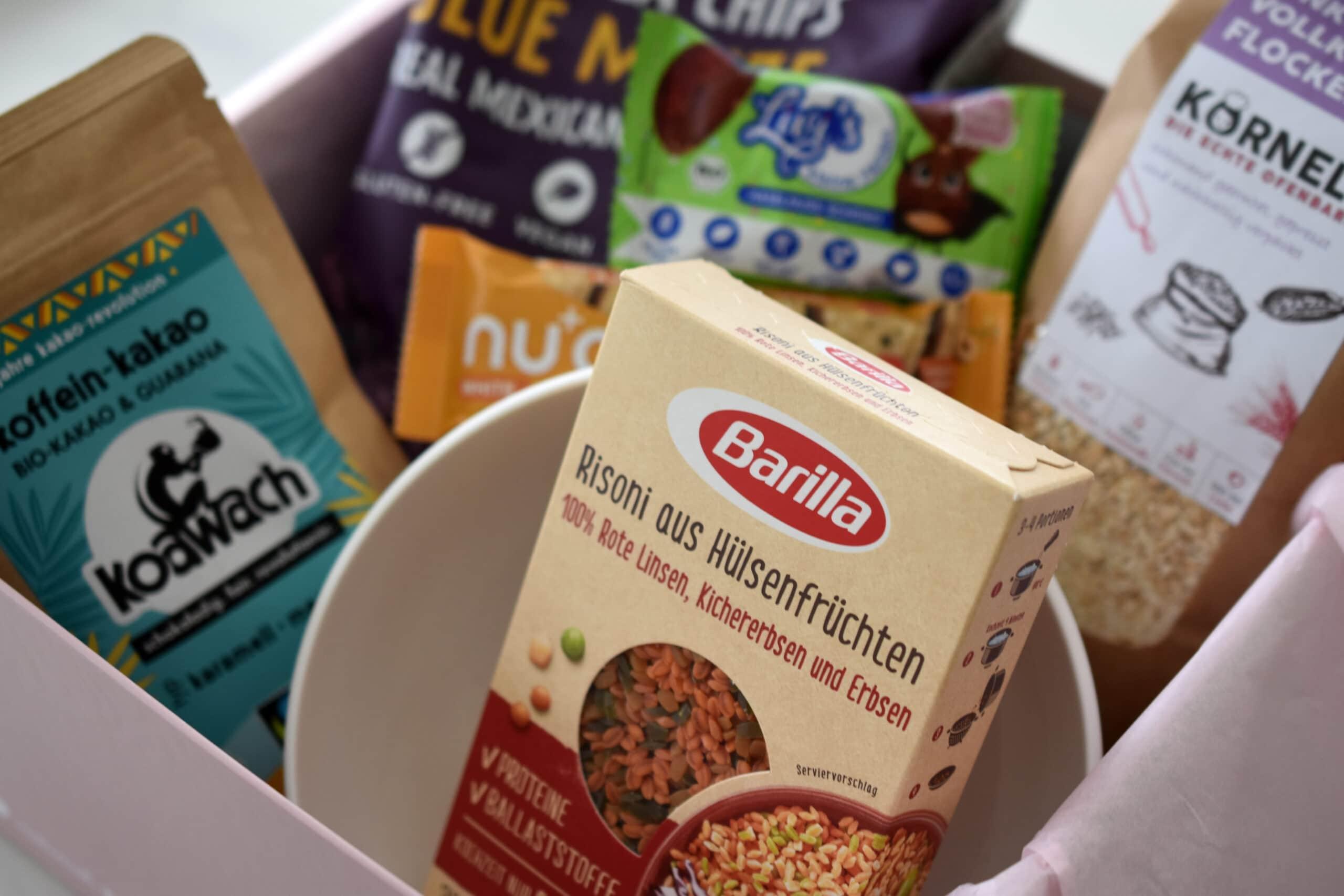 Pam Box Oktober 2020 - Inhalt & Fazit zur 7. Snack Box von Pamela Reif