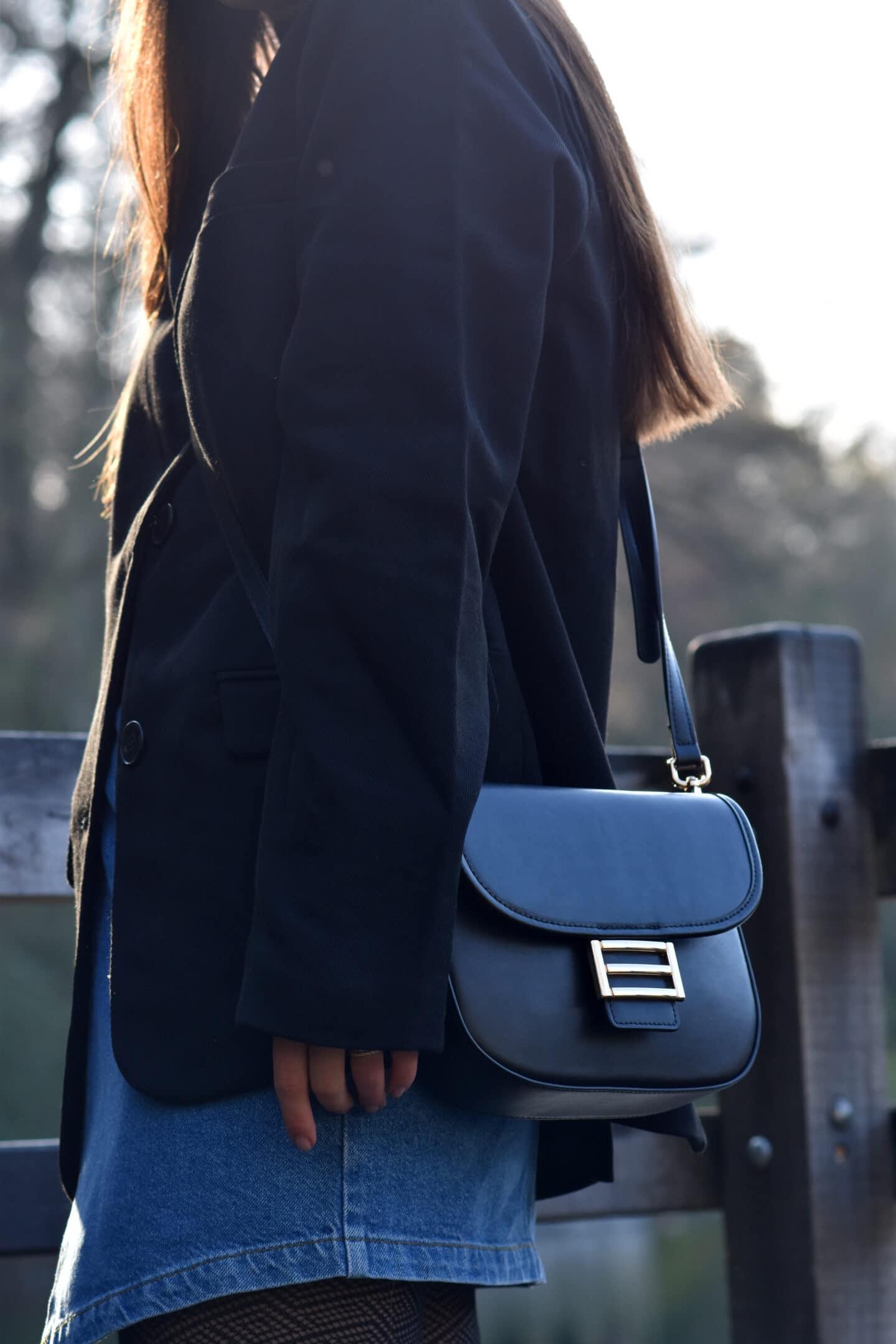 Leder Tasche Orsay