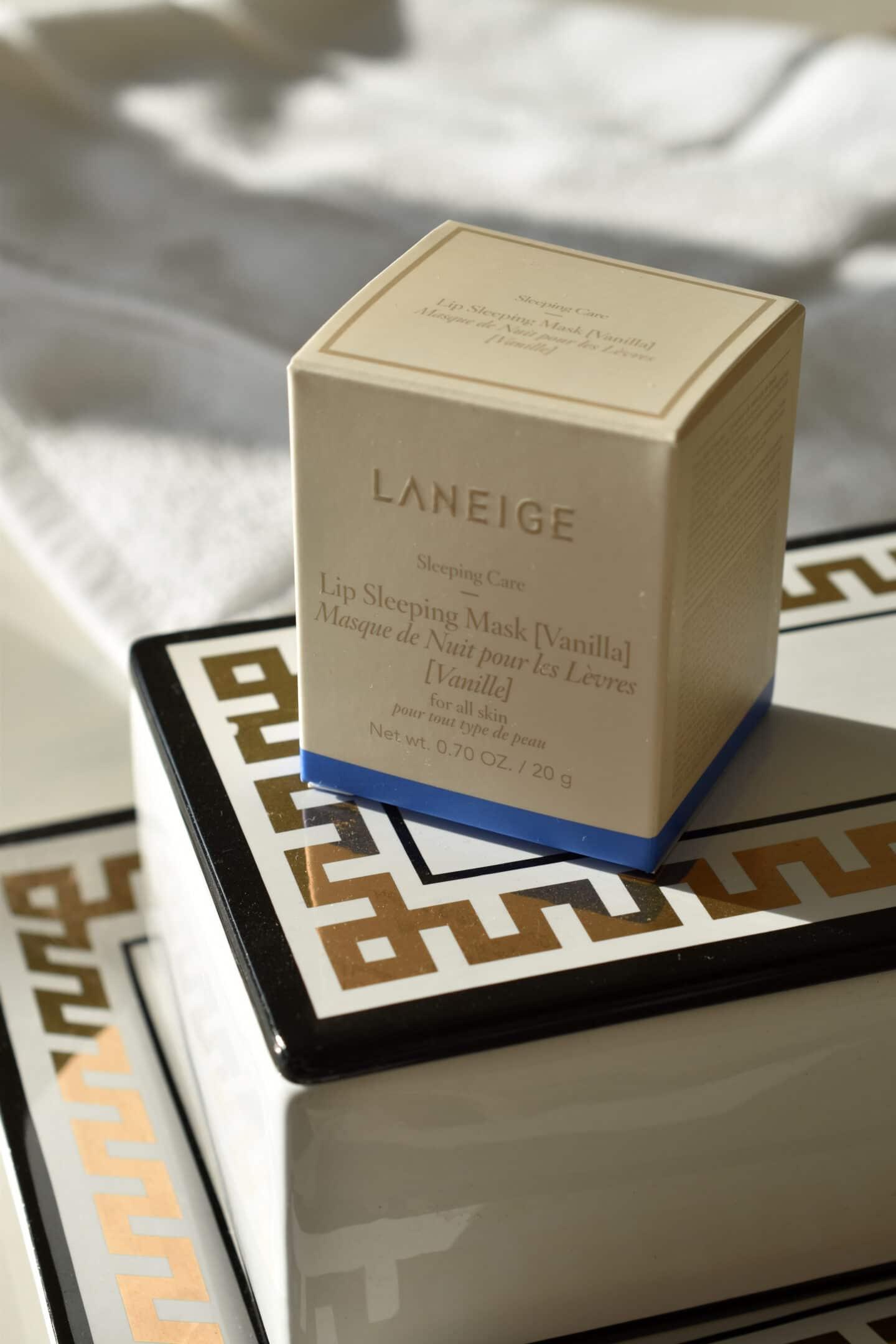 La Neige Lip Sleeping Mask Vanille - lohnt sich die gehypte Lippenpflege?