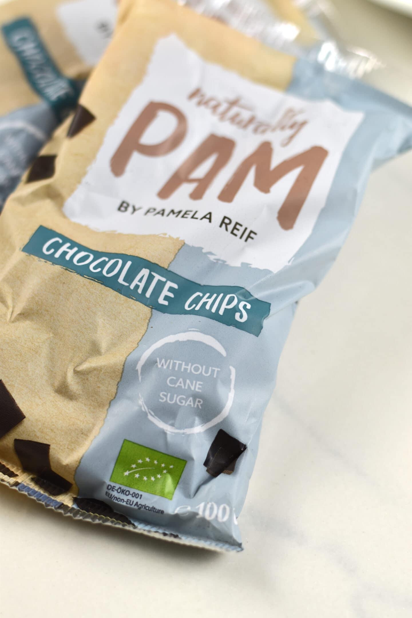 Naturally Pam Chocolate Chips von Pamela Reif & Rezept