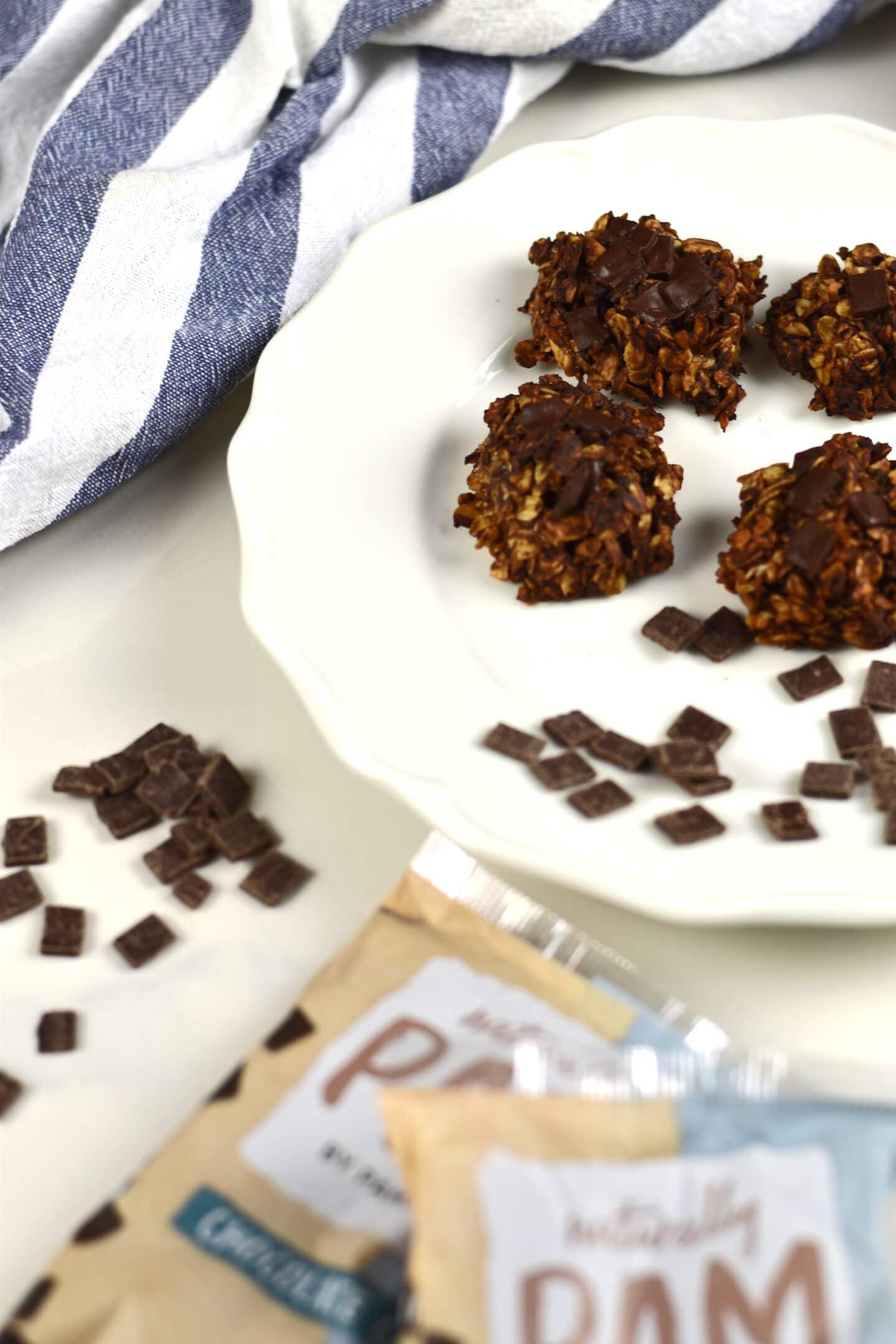 Gesunde Schokoladenkekse Pamela Reif