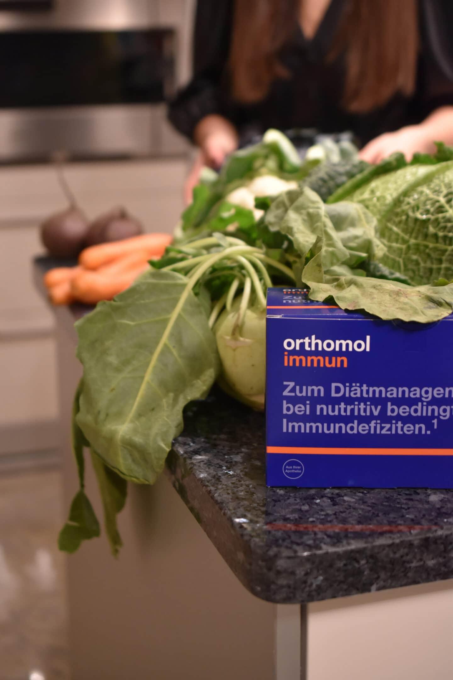 Gemüse länger haltbar machen