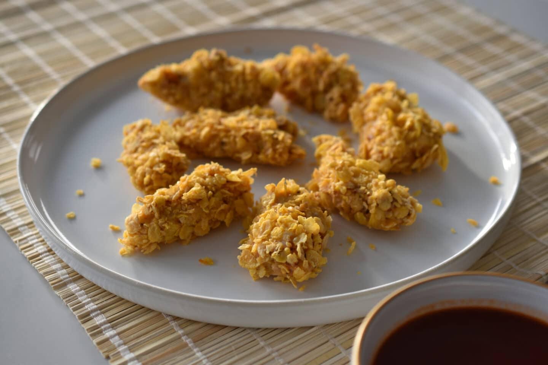 Chicken Nuggets - das beliebte Fast Food in gesund & kalorienarm