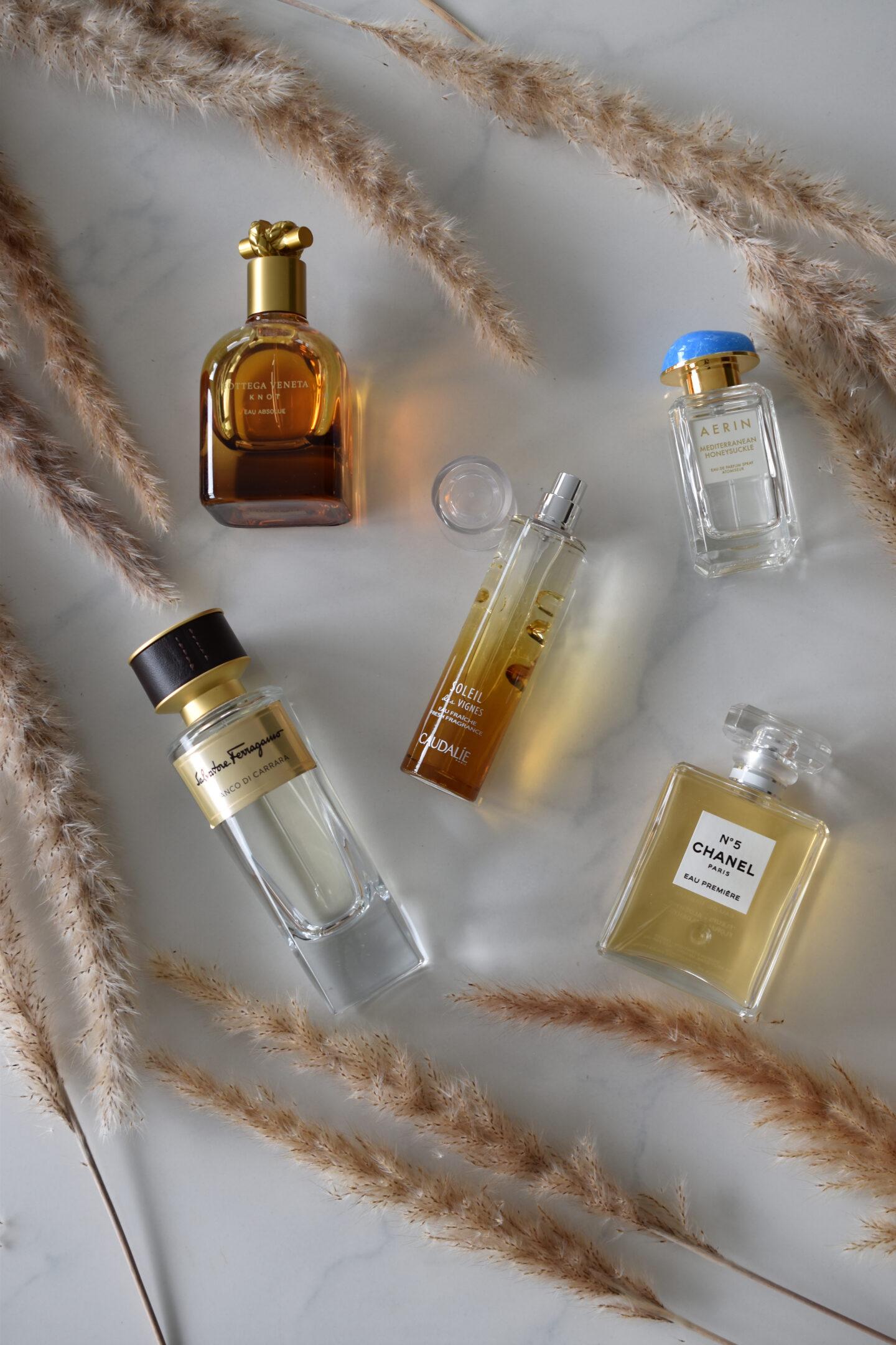 Sommerliche Düfte - meine TOP 5 Parfums für den Sommer