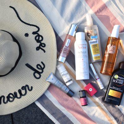 Urlaubszeit: Meine liebsten Beauty-Produkte für den Sommer