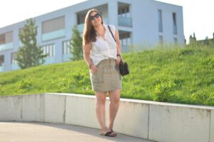 Oh so casual – ein casual Sommerlook mit Boho-Details