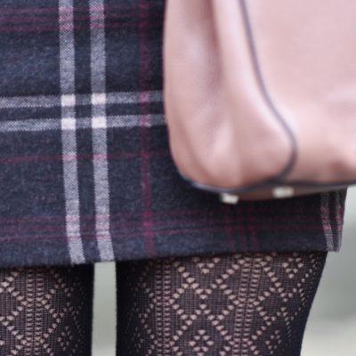 Outfit: Britischer Chic mit Wollmantel, Kaschmirpullover und French Details