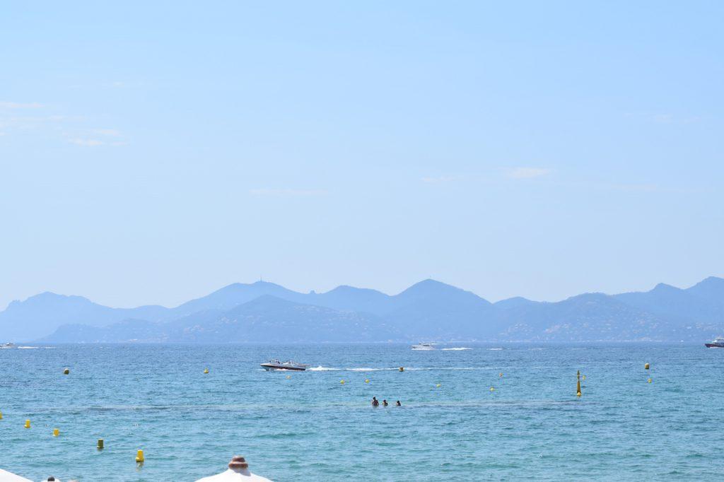 Cannes Meer