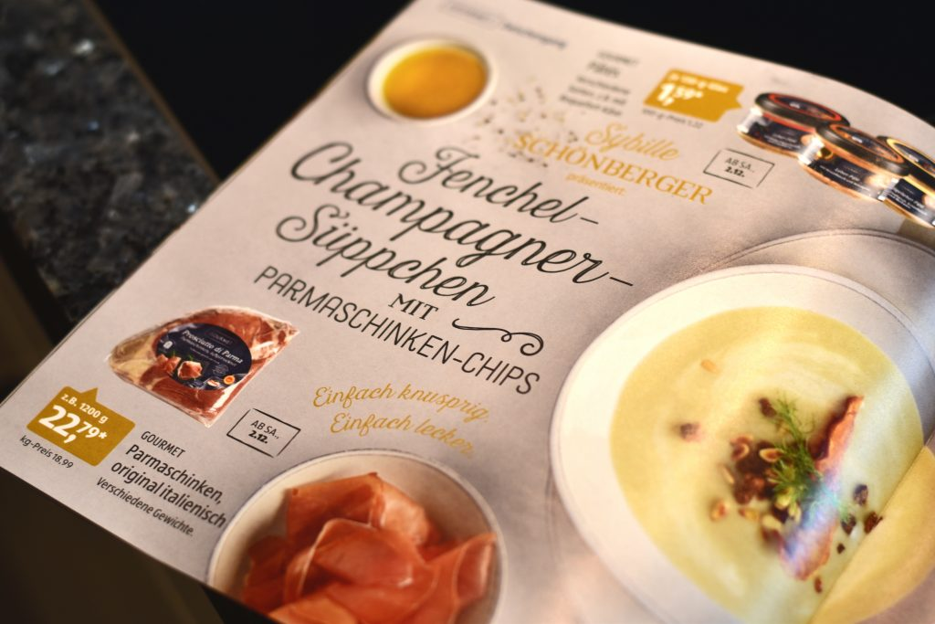 Aldi Kühlschrank Thermometer : Carrot s christmas weihnachtliches menü mit aldi süd giveaway
