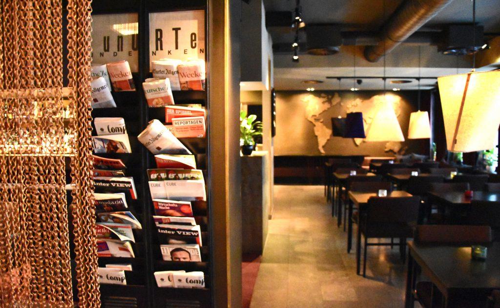 Das 25hours Hotel In Frankfurt The Goldman Einblicke Erfahrungen