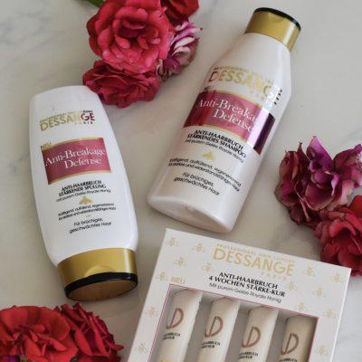 Dessange Anti-Breakage Defense – Haarpflege gegen Haarbruch