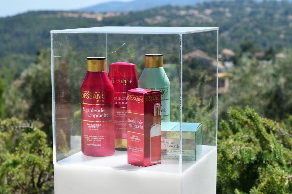 Dessange Professional Hair Luxury Strahlende Farbpracht und Erlesene Tonerde