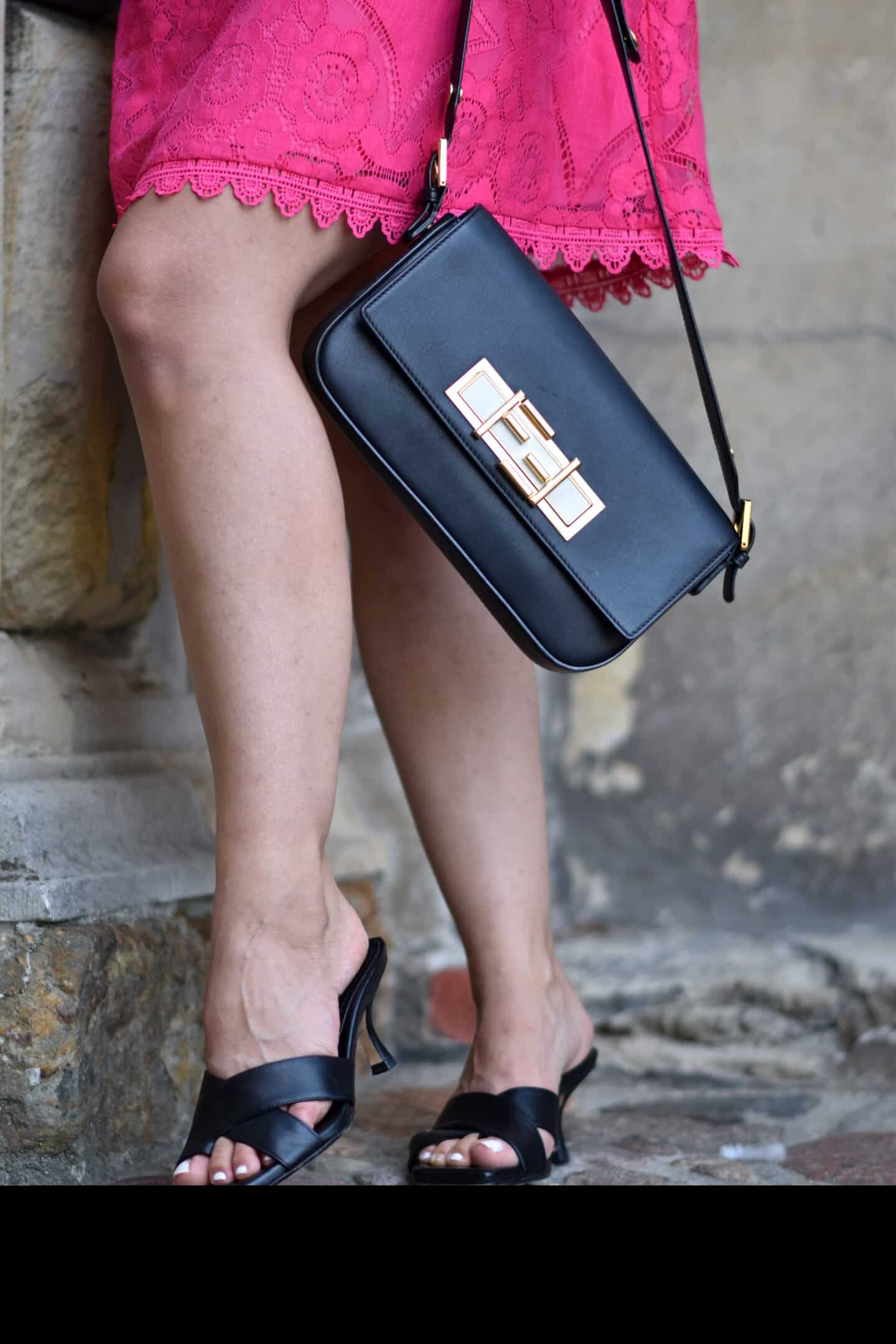Fendi 3 Baguette Bag