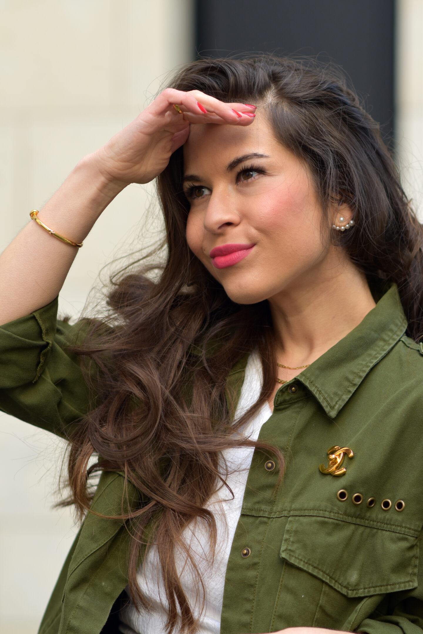 Tina Carrot Fashionblogger