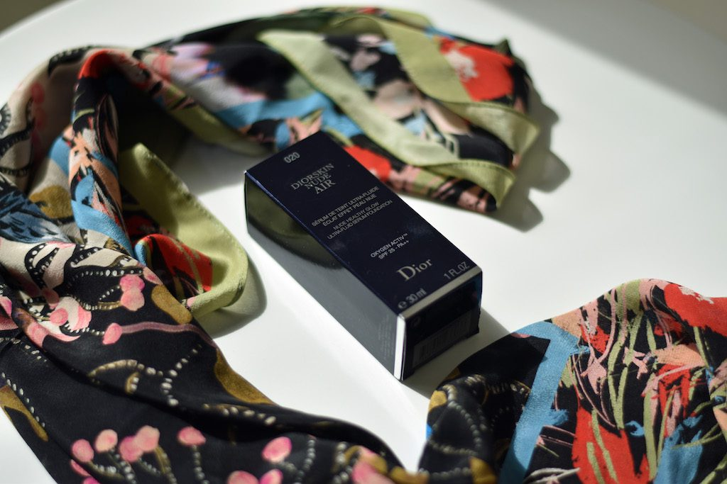 Dior Diorskin Nude Air Serum De Teint 1