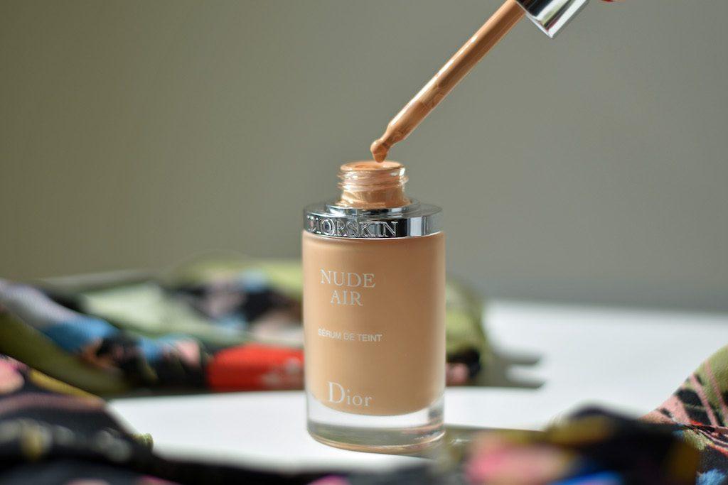 Dior Diorskin Nude Air Serum De Teint 4