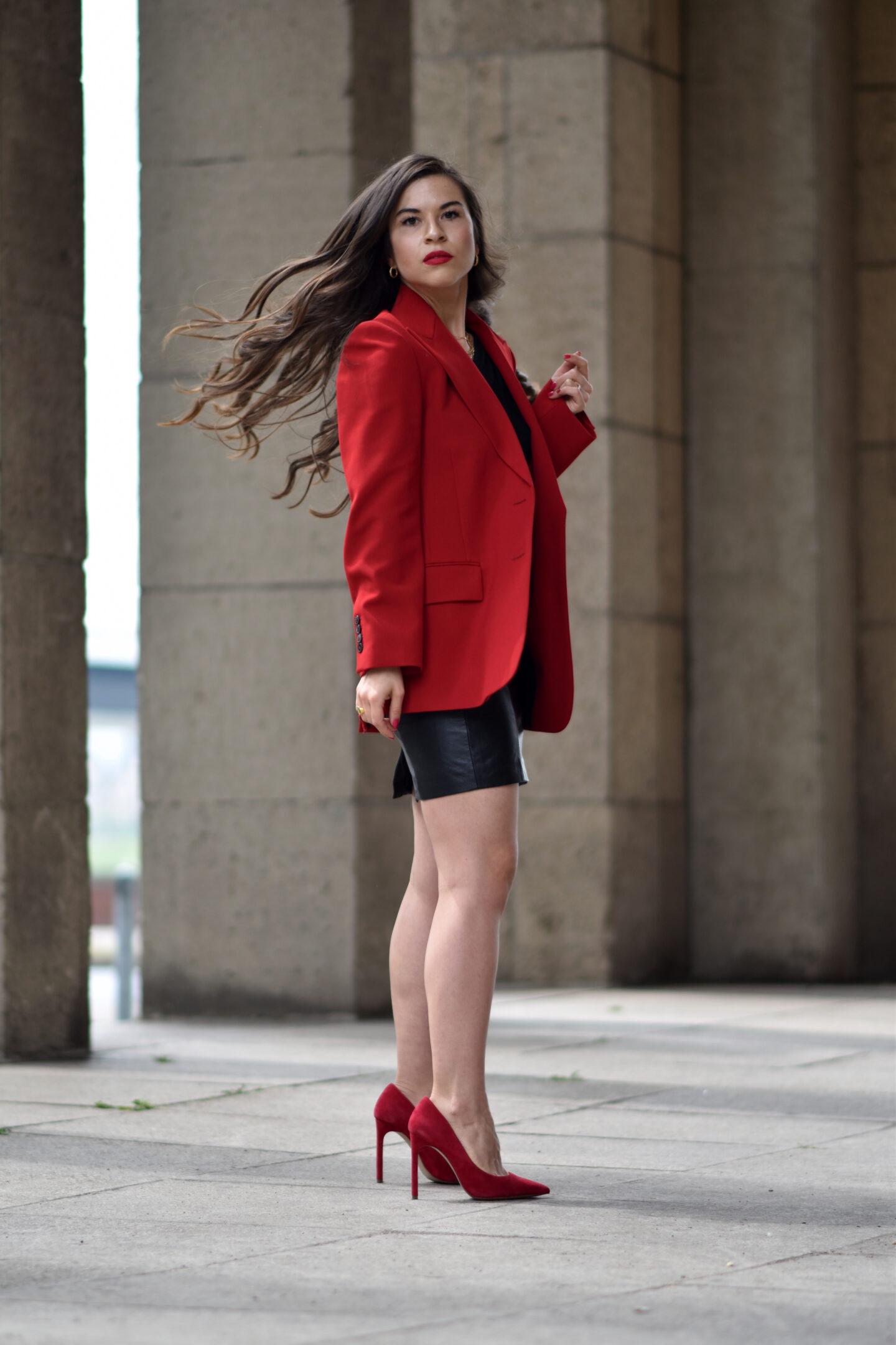 Outfit eleganter Look