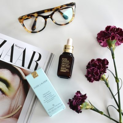 Estée Lauder Advanced Night Repair – schön im Schlaf?