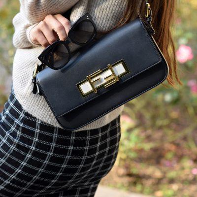 Parisian Look – französischer Herbstlook mit Tube-Skirt