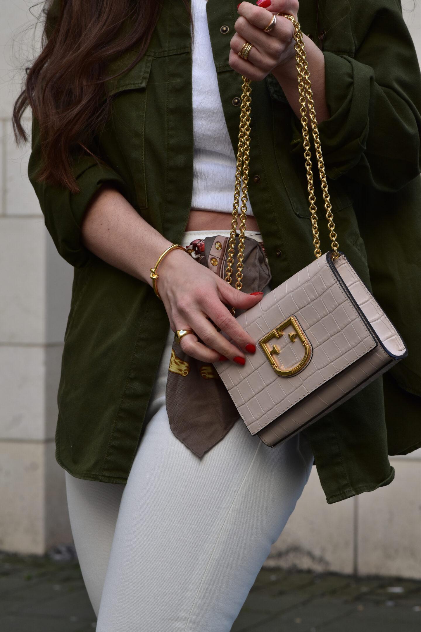 Details Furla Handtasche