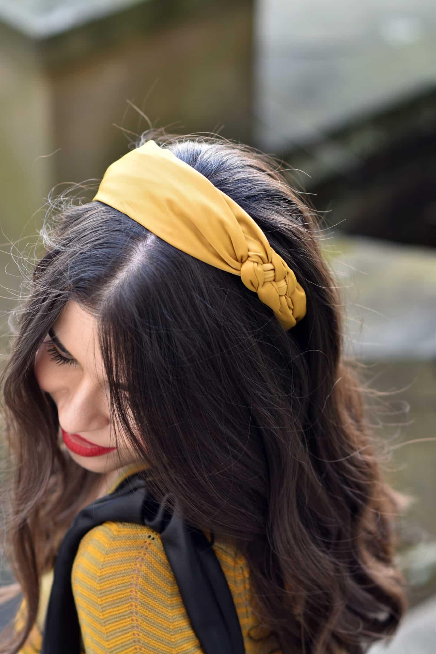 Haarband Tina Carrot