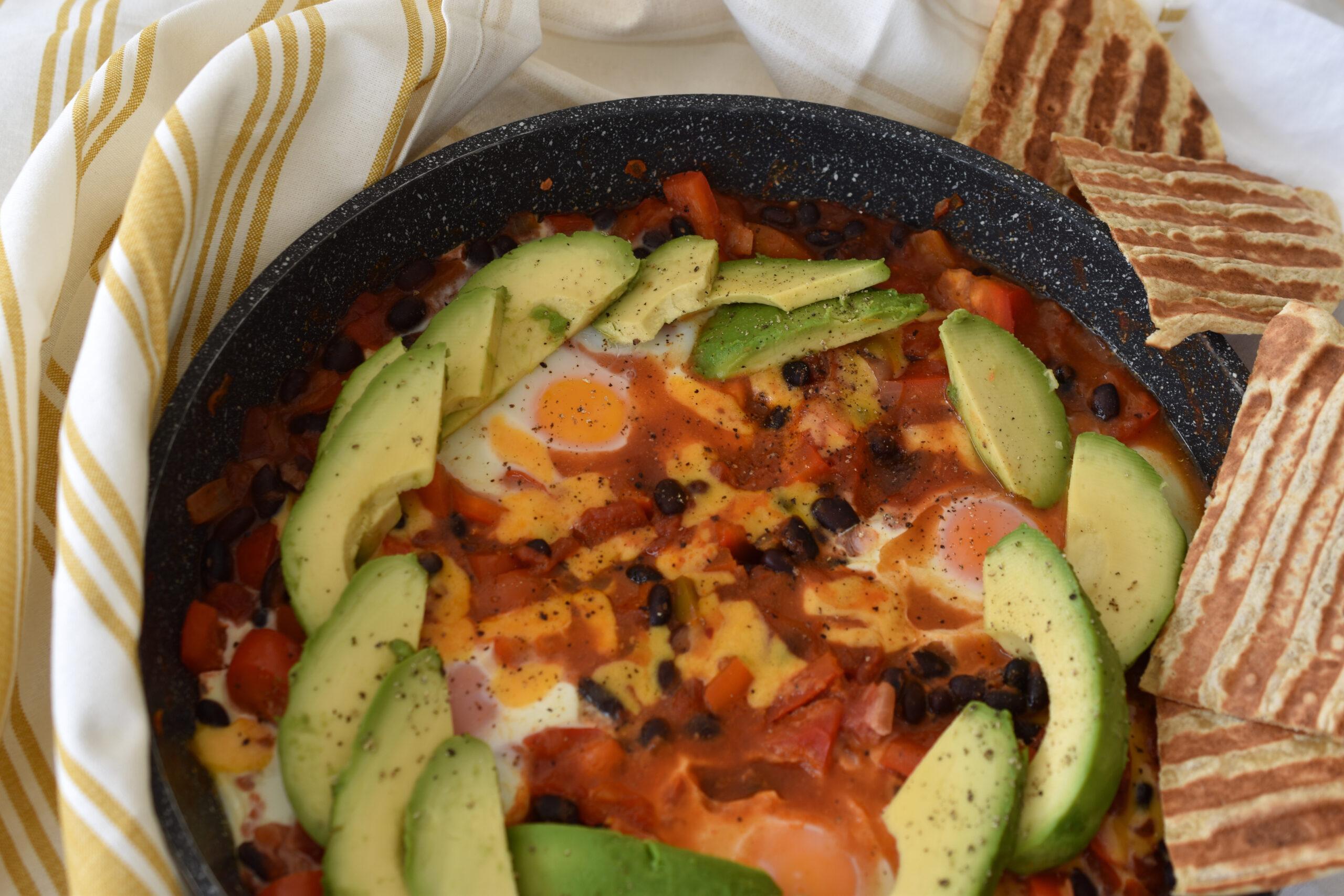 Huevos Rancheros - das deftige Frühstück aus Mexiko