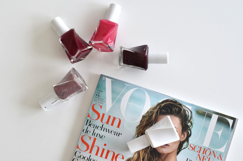 Im Test Essie Gel Couture Nagellack